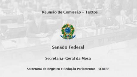 Audiência Pública Comissão de Direitos Humanos e Legislação Participativa do Senado Federal.